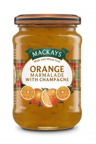 29096 Orange Marmalade with Champagne