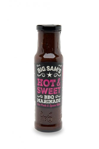Big Sam's Marinade Hot&Sweet